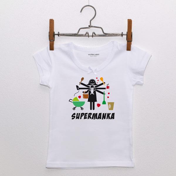 supermanka_tricko_dievca